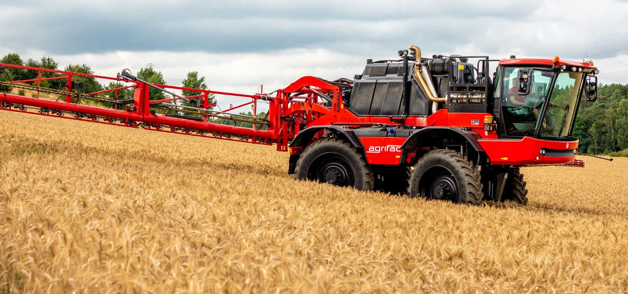 Condor MountainMaster crop sprayer