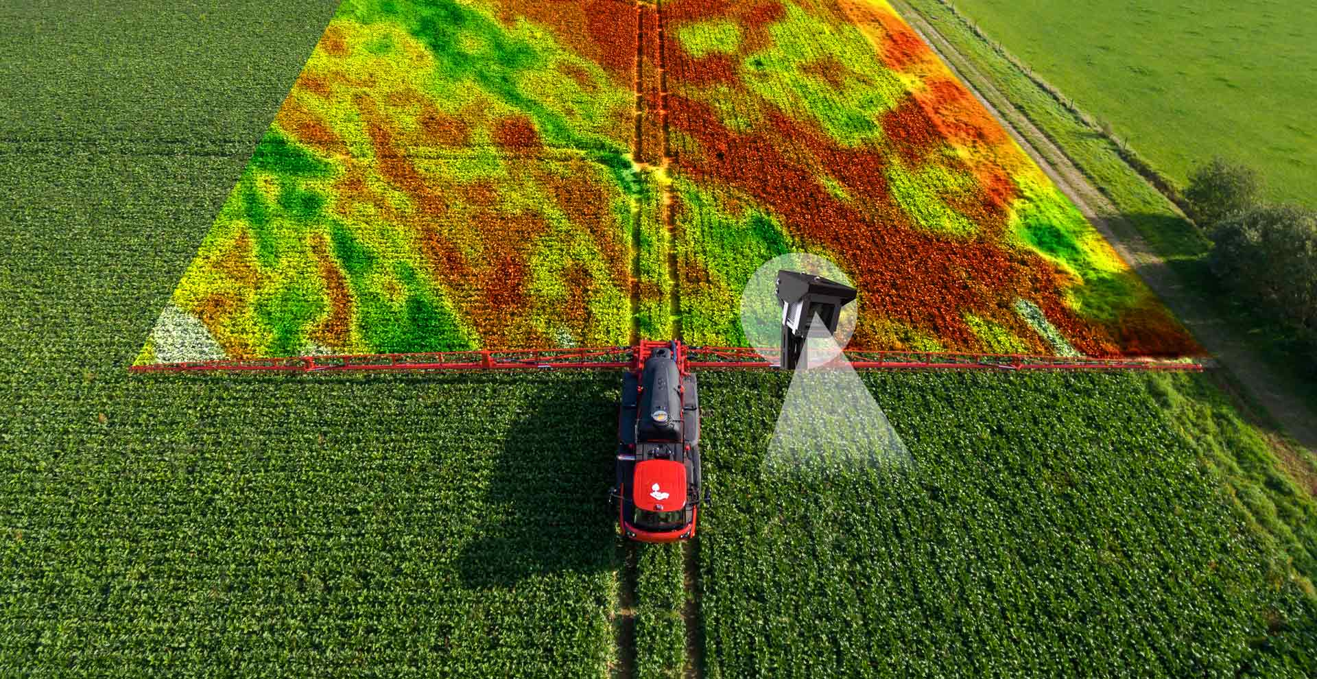 "Résultat de recherche d'images pour ""AGRIFAC spot spraying: Better for the environment, cost effective…"""