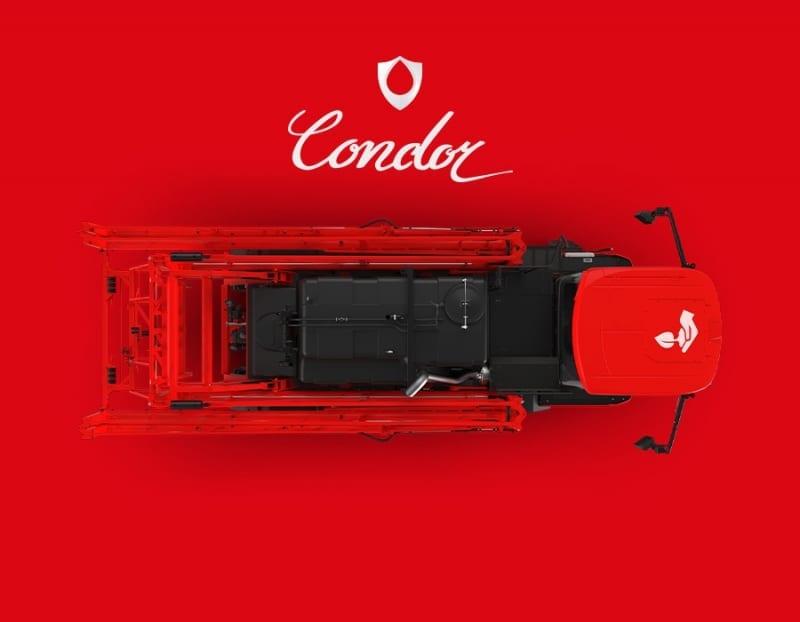 Condor 2020 crop sprayer