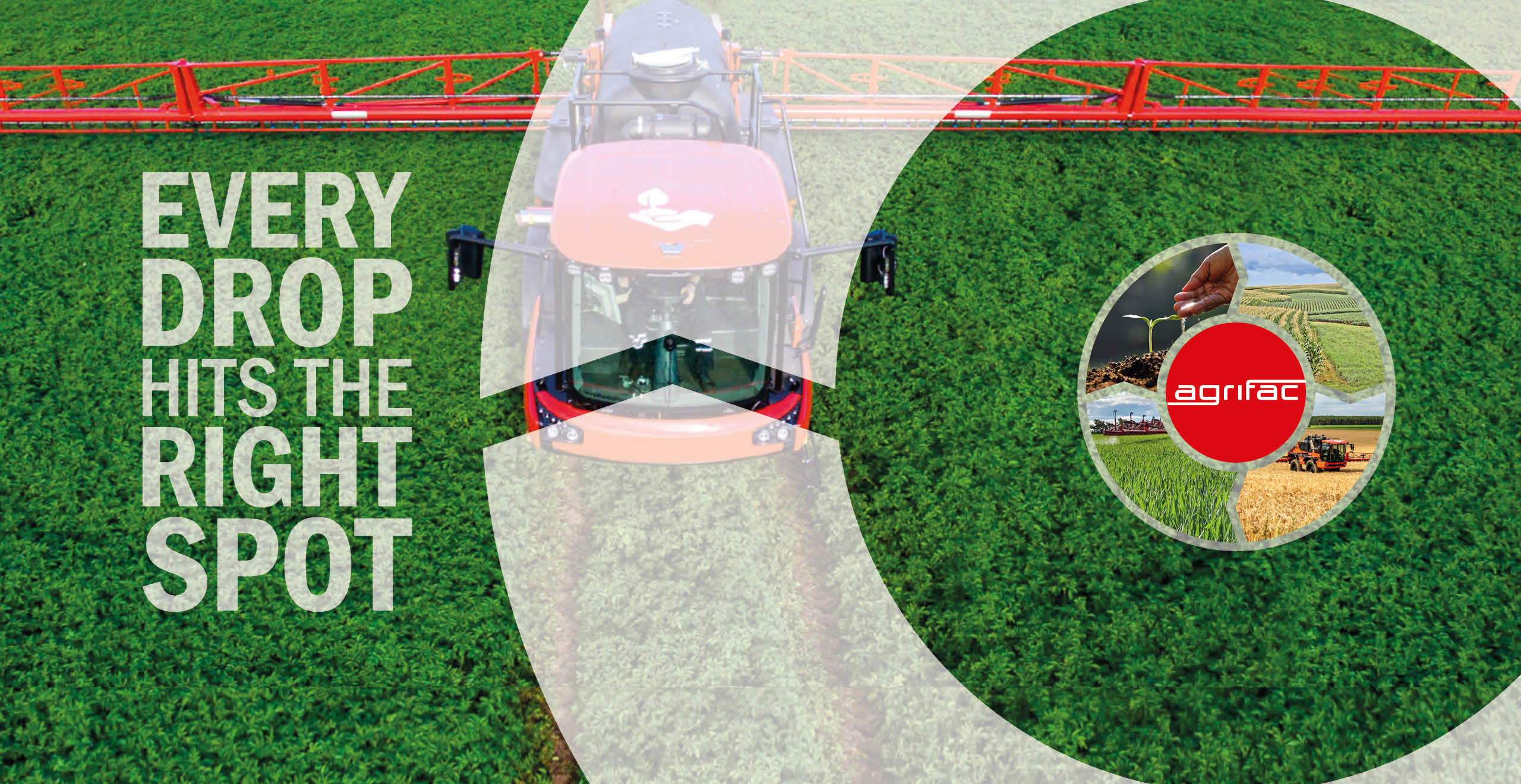 Sustainable Farming with Agrifac