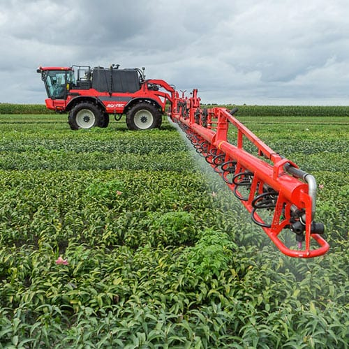 Condor V crop sprayer