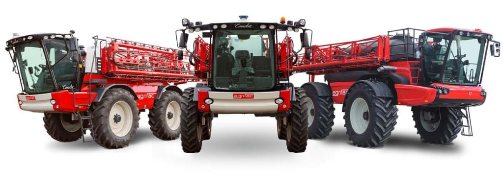 Agrifac used crop sprayers