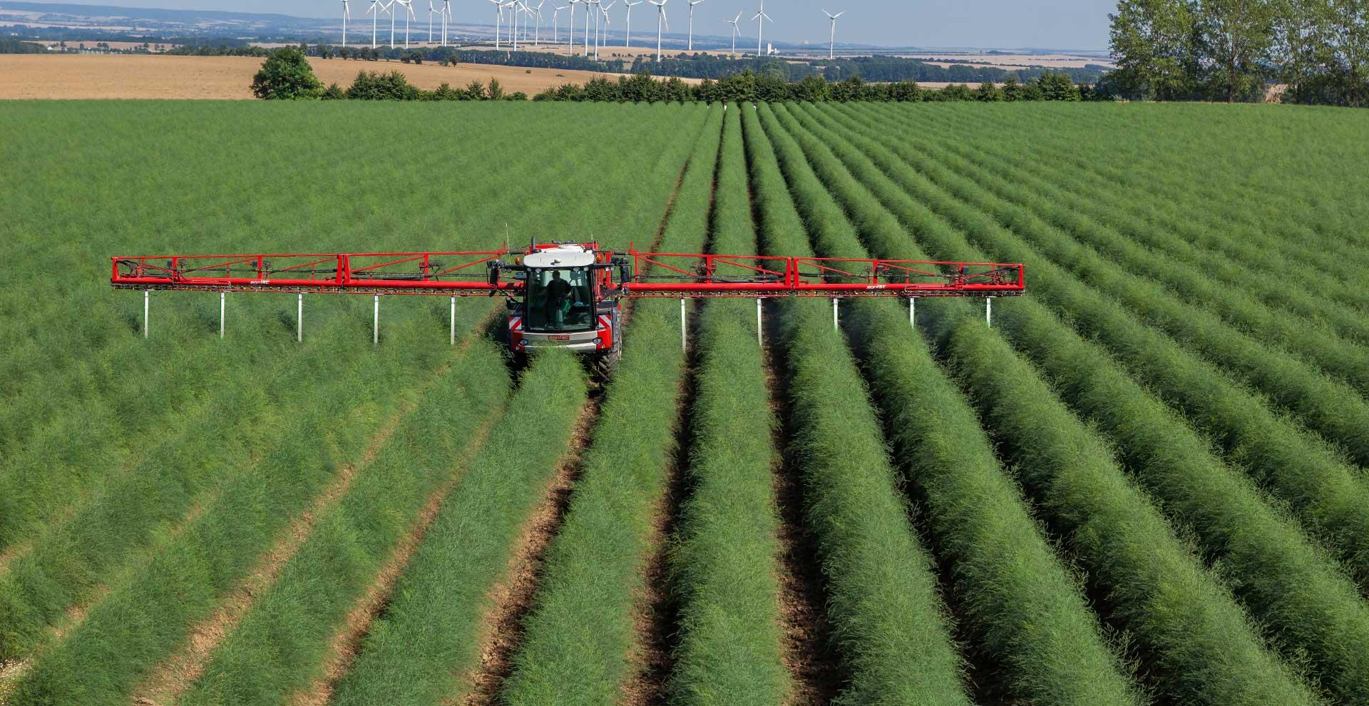 Agrifac VertiPlus