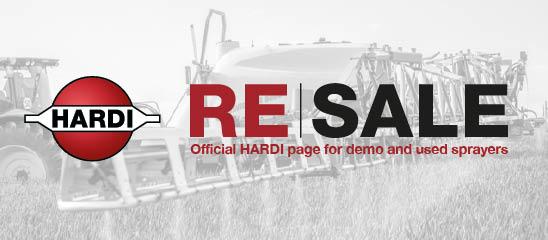 HARDI-Resale