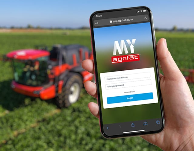 My Agrifac app
